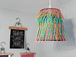 Original Pendant Lamp Shades You Can Make Yourself