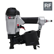 hitachi roofing nailer. coil roofing nailer-rn175b - the home depot hitachi nailer n