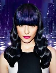 Purple Hair Style haircolor trends & inspiration redken 5861 by wearticles.com