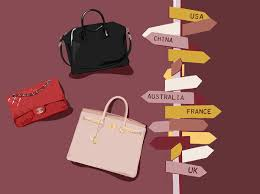 High End Designer Bag Brands Where In The World Do The Most Popular Designer Bags Cost