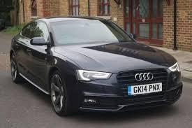 black audi a5 2014. 2014 14 audi a5 30 sportback tdi s line black edition ss 5d auto black audi l