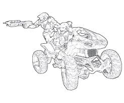 halo coloring pages halo coloring pages free halo 4 coloring pages