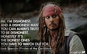 Pirates Of The Caribbean Quotes Pirates Of the Caribbean Quotes Quote for Captain Jack Sparrow Such 45