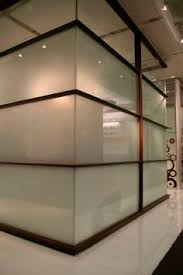 glass office dividers glass. glass panel for partition walls with sliding door satin etch goldray industries office dividers