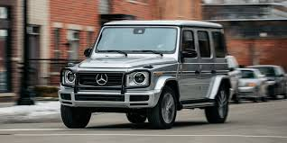 Use our search to find it. 2019 Mercedes Benz G Class Remains Wonderfully Outrageous