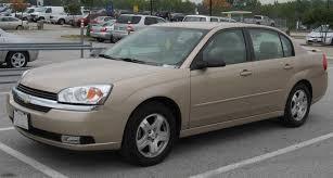 2004 Chevrolet Malibu - Information and photos - ZombieDrive
