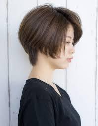 洗練女性の大人ショートak 139 ヘアカタログ髪型ヘアスタイル