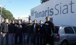 """Habla el delegado de Tenaris SIAT: """"Acordamos las suspensiones bajo  presión"""" - La Unión de Lanús"""