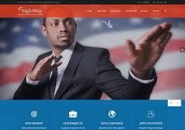 40 Best Political Website Templates 2019 Freshdesignweb