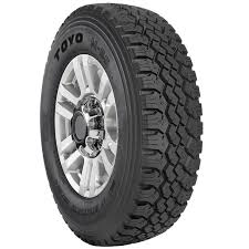 Off Road Tire Chart Commercial Grade Off Road Truck Tires M 55 Toyo Tires