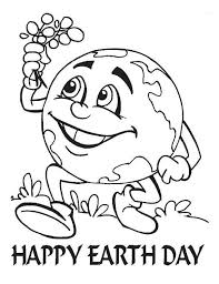 Save The Earth Coloring Pages Free Download Jokingartcom Save The