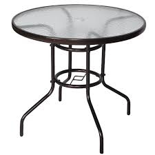 tempered glass patio table as well rectangular with winter storage