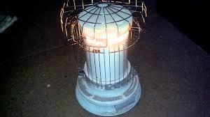 How To Light A Kerosene Heater Megaheat Mega 230 Kerosene Heater In Operation