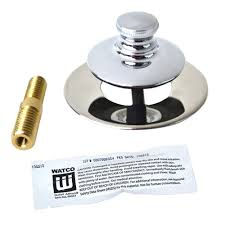 watco universal nufit push pull bathtub stopper silicone 3 8 in to