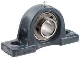 dodge pillow block bearings. fyh ucp206-19 pillow block mounted bearing, 2 bolt, 1-3/16\ dodge bearings