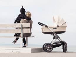 modern strollers