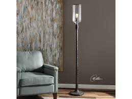 old industrial lighting. Uttermost Hadley Old Industrial Floor Lamp 28156-1 Lighting