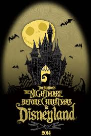 Tim Burton's The Nightmare Before Christmas' in Disneyland Trading ...