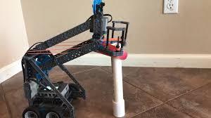 Vex Iq Ringmaster Robot Designs Stretch Vex Iq Robot Build As Seen In Ringmaster 2017 2018 Announcement Video