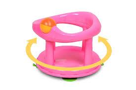 Safety 1st Swivel Bath Seat - Pink: Safety 1st: Amazon.co.uk: Baby