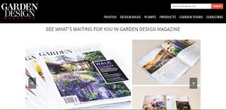 Small Picture danger garden Garden Design Magazine win a years subscription
