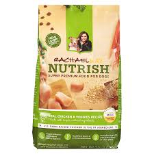 Nutrish Dog Food Chicken And Vegetable