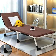 bed in office. Soft And Comfortable Type Folding Bed Single Office Lunch Break Accompany  Nap Simple Household Sofa In