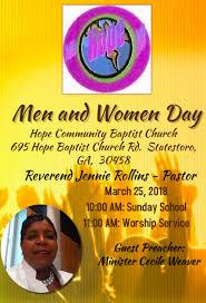Events :: Hope-community-baptist-church