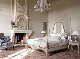 Bedroom  Glamorous Bedroom Ornate Fireplace Modern New - Modern glam bedroom