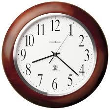... Enchanting Kitchen Clocks Amazon Large Wall Clocks Amazon Brown Round  Clock Analog Clock Howard ...