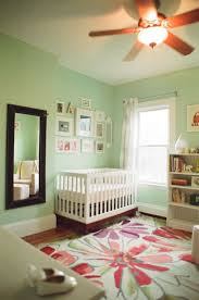 green baby furniture. boston nursery a colorful and peaceful space with the most gorgeous mint walls floral green baby furniture e