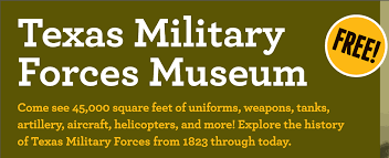 The Texas Military Force Museum Brigadier General John