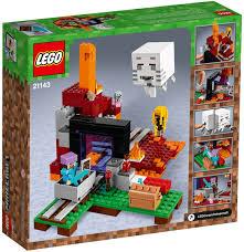 Đồ chơi lắp ráp LEGO Minecraft 21143 - Cánh Cổng Địa Ngục (LEGO Minecraft  21143 The Nether Portal) giá rẻ tại cửa hàng LegoHouse.vn LEGO Việt Nam