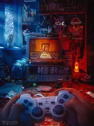 Wallpaper Play Station Joystick Tomb Raider Tomb Raider Iv The