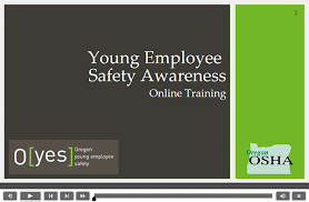 Employee Safty Oregon Occupational Safety And Health Young Employee Safety