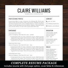 Resume Templates Creative Amazing Professional Resume Design Templates Doorlistme