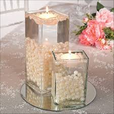 easy pearl bead centerpiece idea simple elegant and stunning with diy centerpieces for sweet 16