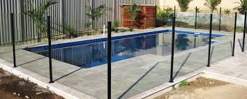 glass pool fencing northern suburbs northern beaches