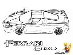 Ferrari Colouring Pictures Ferrari Coloring Pages Radiokotha