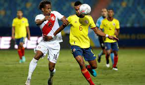 Peru vs Colombia: how to SEE and LISTEN ...