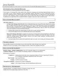 data management resume objective