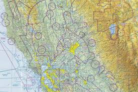 Airspace Sectional Chart Airplane Lsa Pilot Airspace Maps Aeronautical Charts Go