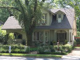 1920 craftsman bungalow in charlotte