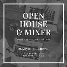 Open House Housewarming Party Invitation Wording Zaloy