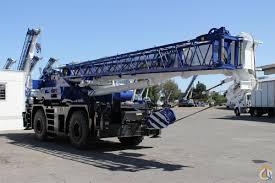 2019 Tadano Gr550xl Crane For Sale Or Rent In Sacramento