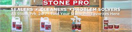 all stone pro products banner