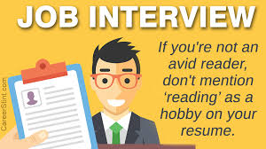 Hobbies And Interests Resume How To Put Hobbies And Interests On A Resume 65
