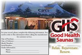 gse owners manual good health saunas sunlighten sauna assembly video at Sunlight Dry Sauna Wiring Diagram