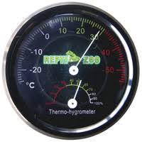 RHT01 Термометр <b>гигрометр для террариума</b> 75*15мм