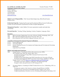 100 Academic Credentials In Resume New Resume Templates